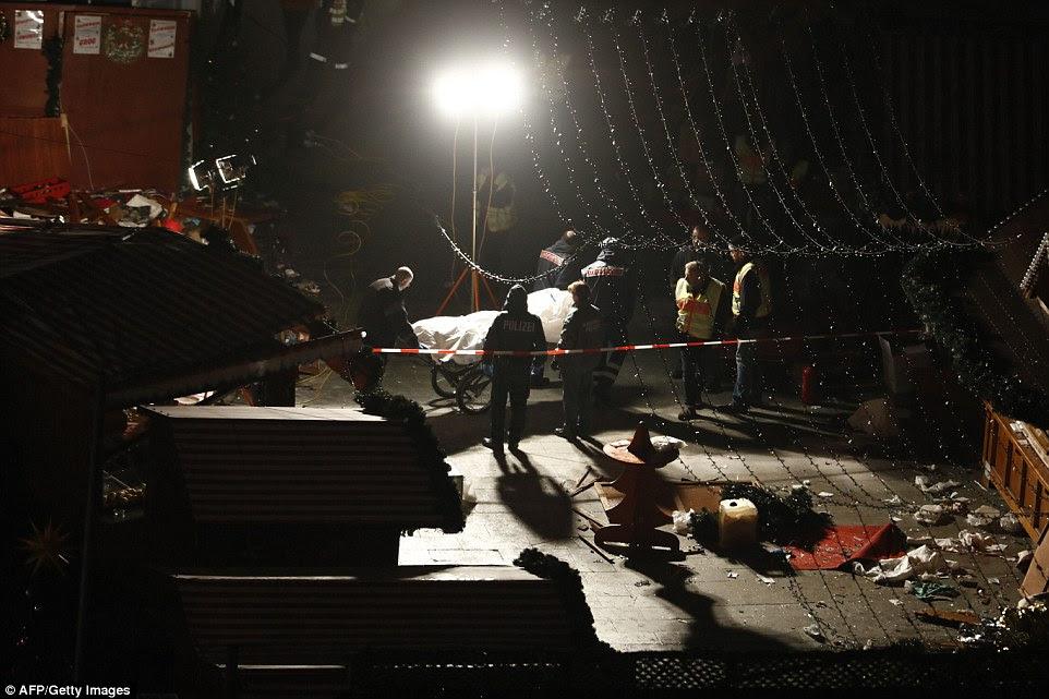 Número de mortos: Há 12 mortos - mas 14 estão criticamente ou feridos graves em unidades de terapia intensiva em todo o país