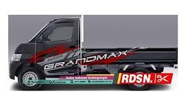 Sketsa Mobil Grand Max