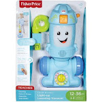 Fisher-Price FIPFNR97 Light-Up Learning Vacuum Blue