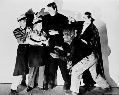 Abbott & Costelo Meet Frankenstein & Fiends