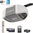 Chamberlain 1/2 HP Heavy-Duty Chain Drive Smart Garage Door Opener