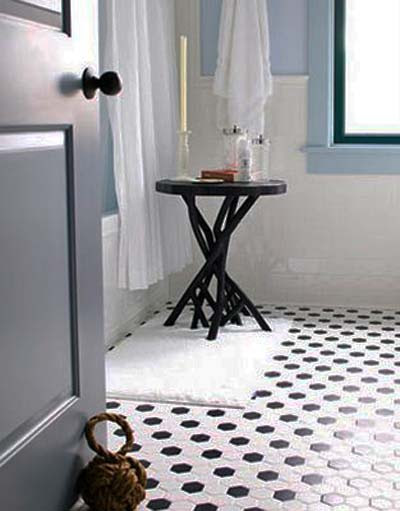 Black and White Bathrooms Part 2   A Detailed House