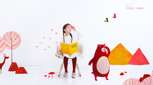 Playful Books - An Interactive Book Experience for Kids