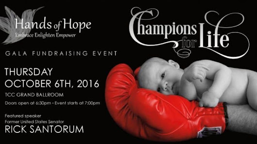 Hands of Hope 2016 Gala Fundraising Event - Reserve Your Seats! | TucsonTopia