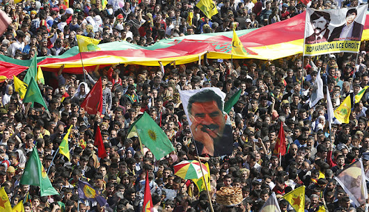 PKK, TAK and the sea of confusion - James in Turkey