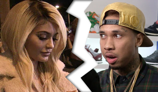 Kylie Jenner and Tyga -- It's Over