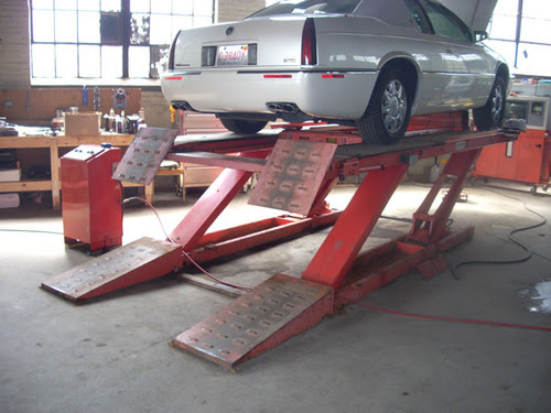 Promising Supplier Of Hunter Lifts Michigan