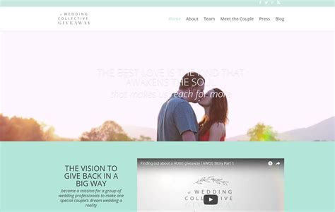 A Wedding Collective ? SEO Web Design, LLC