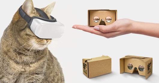 PVRR (pet virtual reality research) launches cat VR device