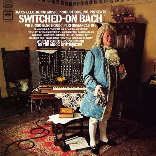 Walter Carlos - Switched On Bach Original Pressing Recording by Mike Kraze