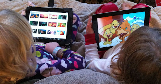 The iPad Era Hasn't Turned Your Kids Into Screen-Time Zombies Yet