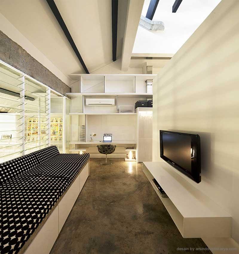 Desain Interior Rumah Modern Dan Minimalis Di Singapore