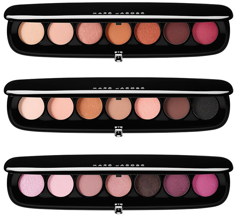 Marc Jacobs Beauty Eyeconic Eyeshadow Palette for Fall 2017