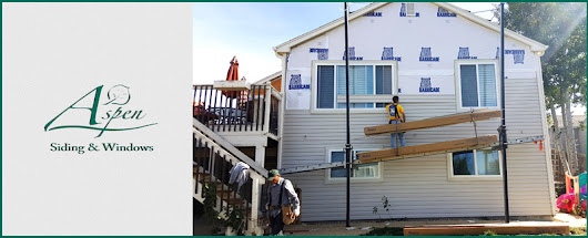 Aspen Siding & Windows is a Contractor in Parker, CO