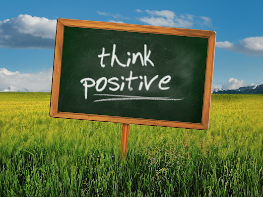 Why you should develop a positive attitude