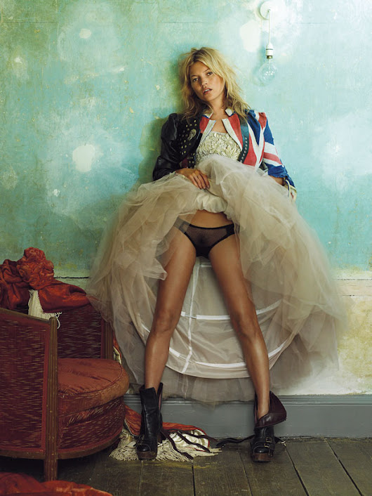 """Vogue 100: A Century of Style"" / Londres"
