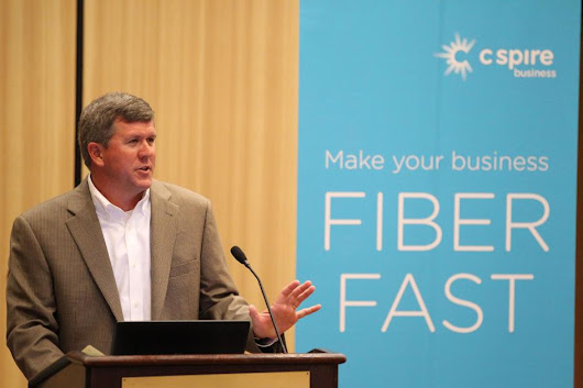C Spire makes 'Fiber Fast' pitch to businesses | News |