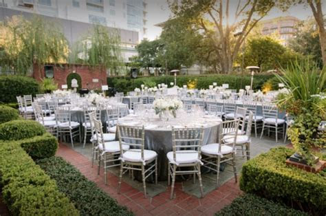 15 Unique and Affordable Houston Wedding Venues