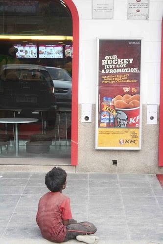 KFC Hunger