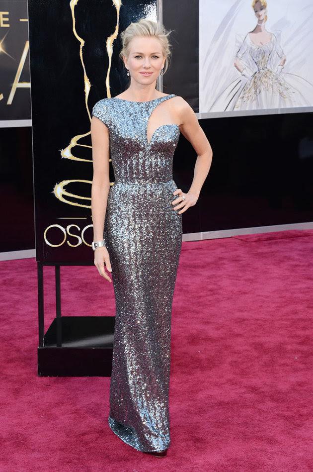 85th Annual Academy Awards - Arrivals: Naomi Watts