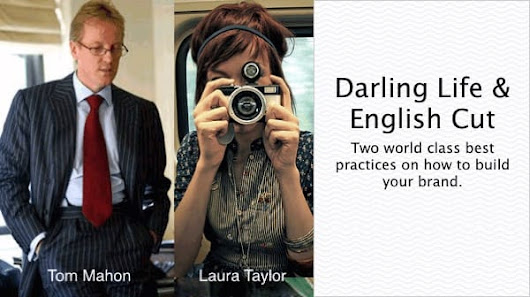 Darling Life & English Cut | NewAdvertising.org