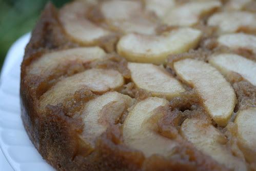 Mark Bittman's Apple Upside-Down Cake