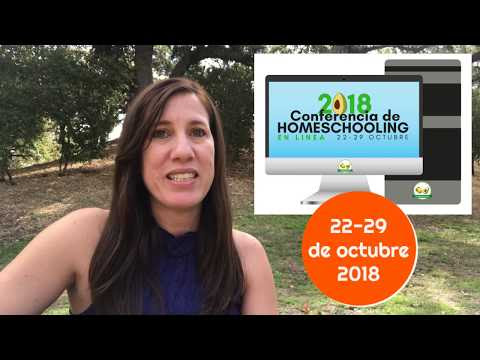 2018 Online Spanish Homeschooling Conference