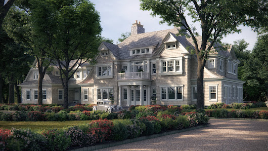 23 Carriage Mansion Rendering