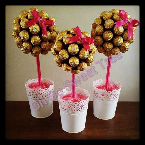 Best 25  Sweet trees ideas on Pinterest   Ferrero rocher
