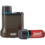 Coleman 2000035448 Onesource Rechargeable Lithium-Ion Battery 2-Pack And 2-Port
