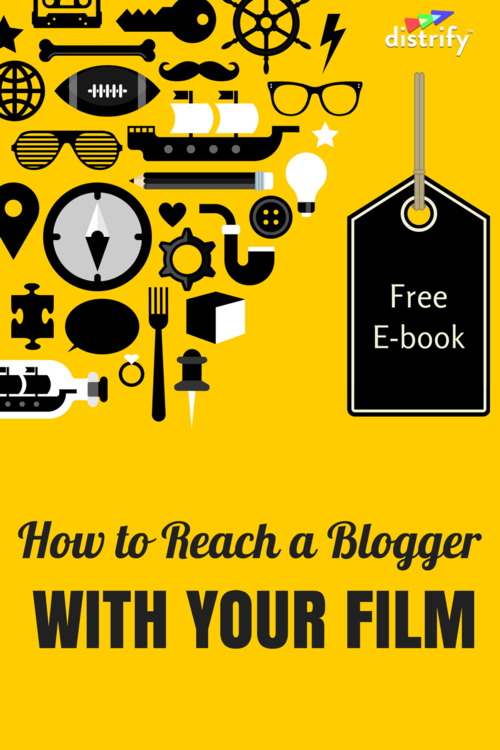 How to reach a blogger with your film?