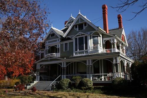 c.n. roberts house