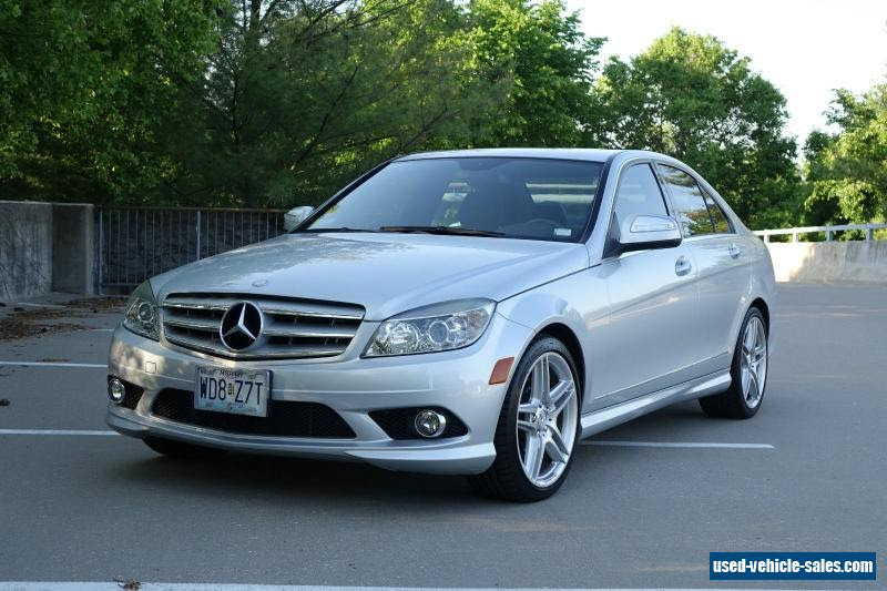 2008 Mercedes-benz C-Class for Sale in the United States