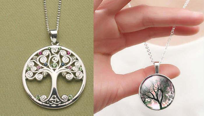Significado De Regalar El árbol De La Vidaespiritual Y Simbólico