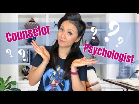 Counseling Corner: What's the difference between school counselor and school psychologist?