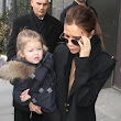 Victoria Beckham Shops With Harper After Debuting Fall Fashion Collection | Celeb Dirty Laundry