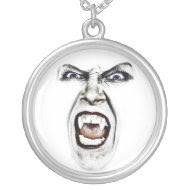 Hissing Vampire Necklace necklace