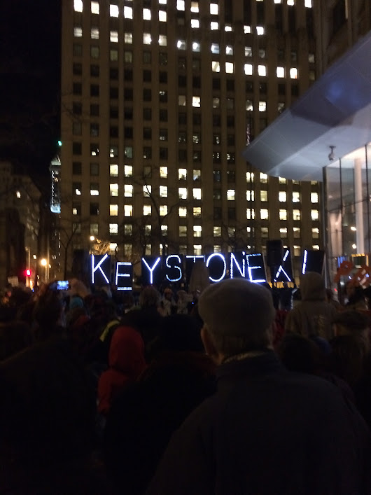Action 108. Say Hell No to Keystone. Again.