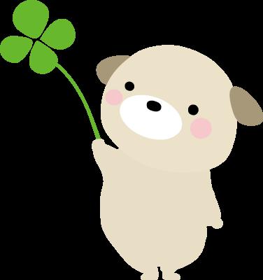 かわいいイラスト無料イラストフリー素材犬