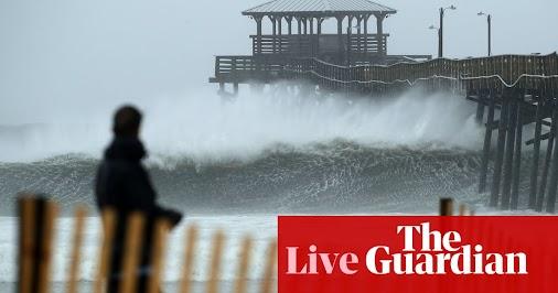Hurricane Florence Hurricane Florence: Carolinas brace for 'storm of lifetime' – live updates Florence...