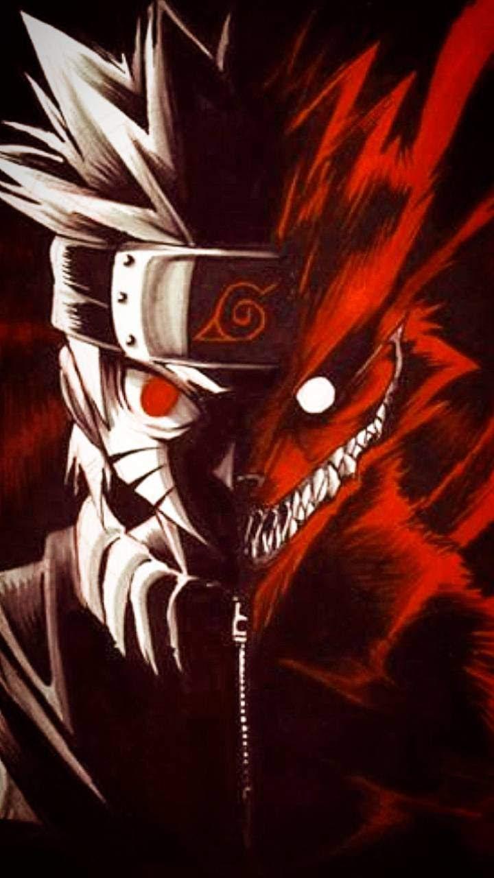 Naruto Nine Tailed Fox Naruto Amino