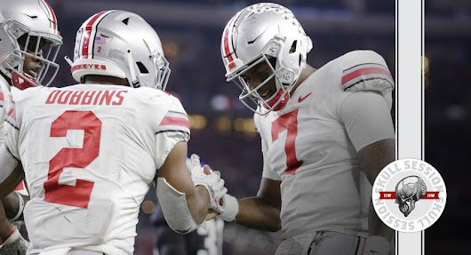 Skull Session: Dwayne Haskins Could Be Top Draft QB, Confidence in Austin Mack and the Big Ten Ain't That Bad