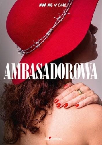 Okładka książki Ambasadorowa