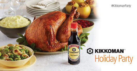 You've got to check out Kikkoman's Kikkoman® Holiday Party event on Ripple Street!