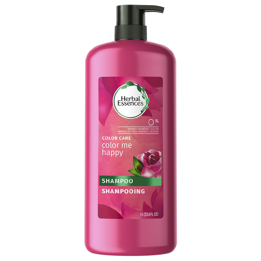 Herbal Essences Color Me Happy Shampoo for Color-Treated ...