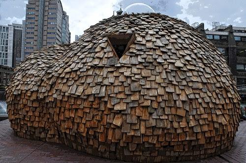 geodesic barbican