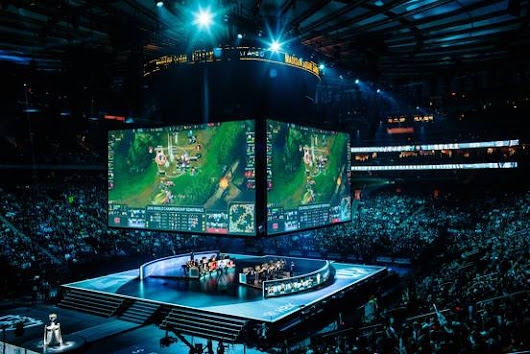 'League of Legends' E-Sports Contests Lure Newest Fan: Major League Baseball - WSJ
