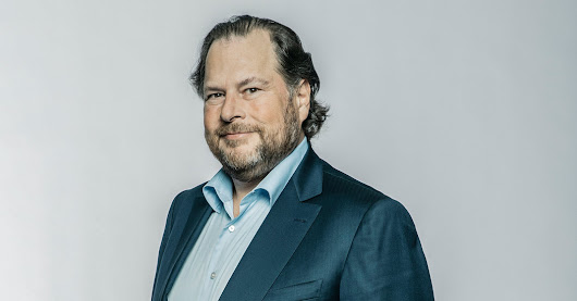 Time Magazine Is Bought by Marc Benioff, Salesforce Billionaire - The New York Times