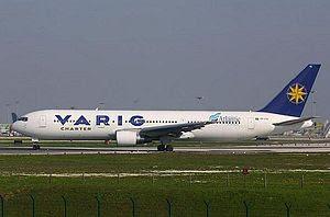 Varig Boeing 767-300ER
