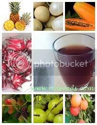 ชาผลไม้ 7 ชนิด